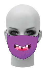 purple masks