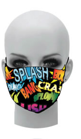 splash masks